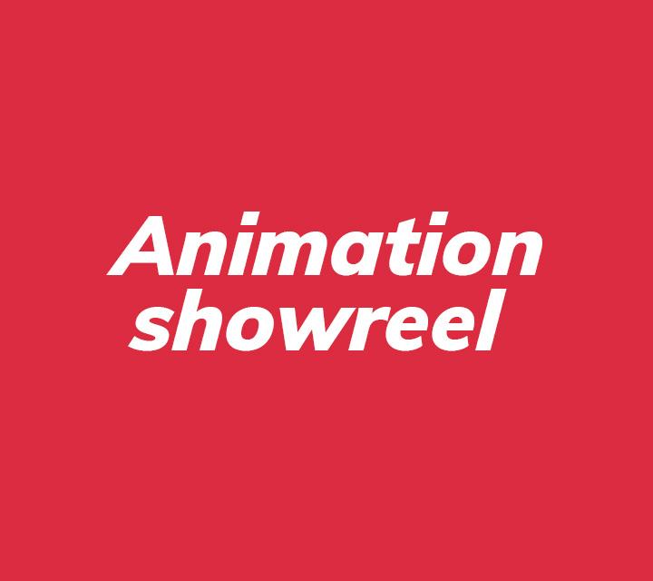 Animation Showreel (2D/3D)